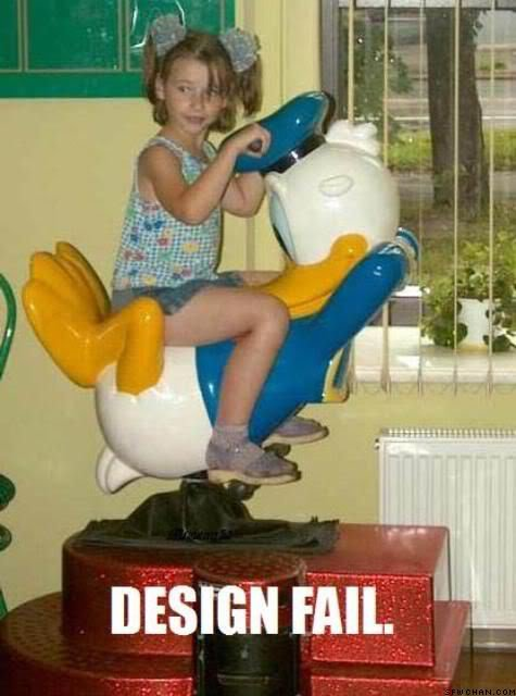Ride Design FAIL