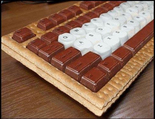 Keyboard Snack